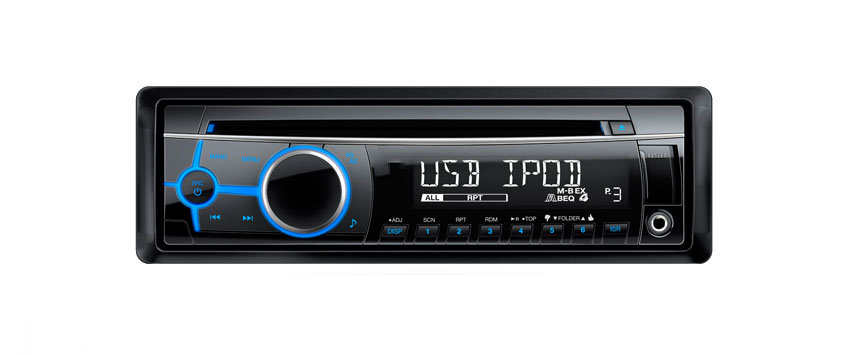 Car FM-Audio Player