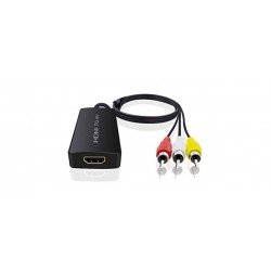 Image & Audio Conversion Adapters